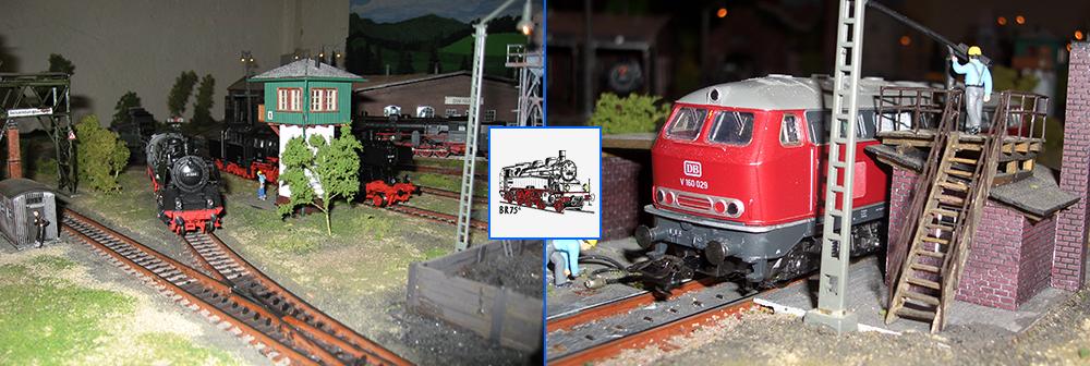 Eisenbahnfreunde Donaueschingen e.V.