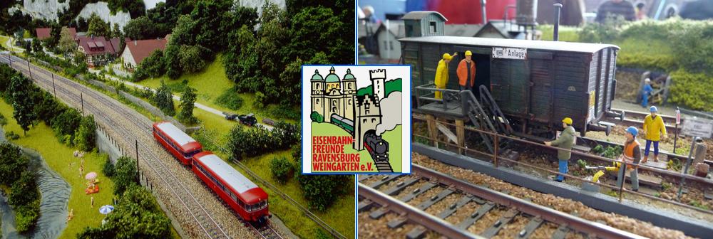 Eisenbahnfreunde Ravensburg-Weingarten e.V.