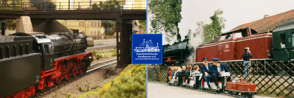 Eisenbahnfreunde Kaufbeuren e.V.