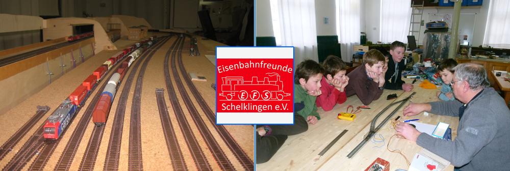 Eisenbahnfreunde Schelklingen e.V.